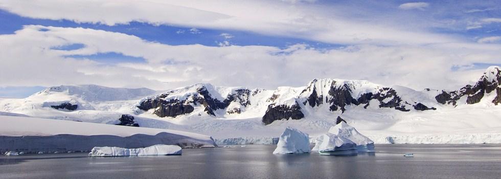 zuidpoolgebied