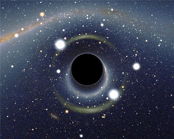 zwart gat